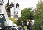 Neuer Anhängerkran AHK 36 der Firma Böker
